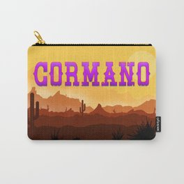 sunsetriders cormano konami Carry-All Pouch
