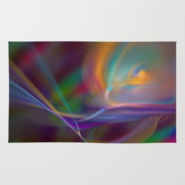 abstract lighteffects -14- Rug