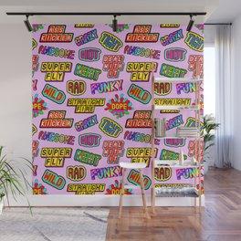 Funky pattern #07 Wall Mural