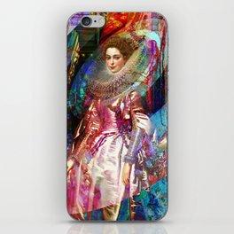 Galaxy Queen iPhone Skin