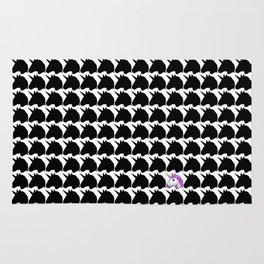 Unicorn Emoji Rug
