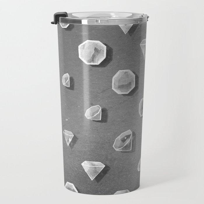 Diamantes Travel Mug