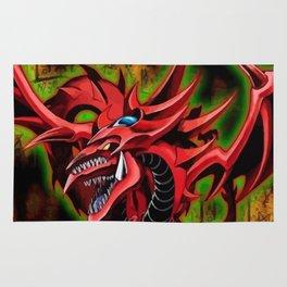 Slifer the sky dragon Rug