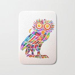 Athenian Owl Bath Mat