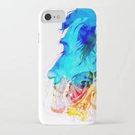 Anatomy Quain v2 iPhone Case