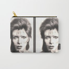 bowie - spider from mars... Carry-All Pouch