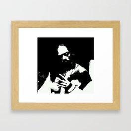 Snoop Dog Framed Art Print
