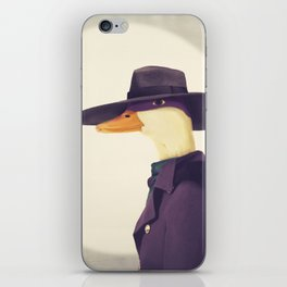 Justice Ducks - The Terror iPhone Skin