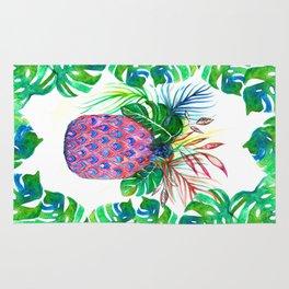 Pina Pineapple Ananas Rug