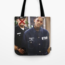 """""""THEY"""" SEEK TO DESTROY THE KING IN U.S. Tote Bag"""