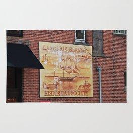 Lake Erie Islands Historical Society Rug