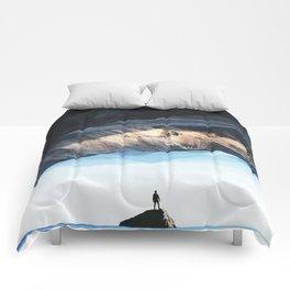 DEEP BREATH Comforters