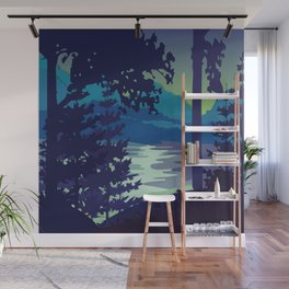My Nature Collection No. 6 Wall Mural