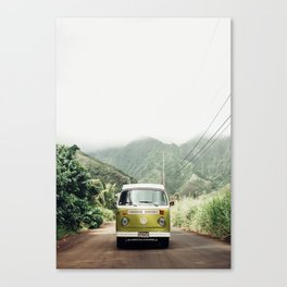 Mango In The Jungle Canvas Print