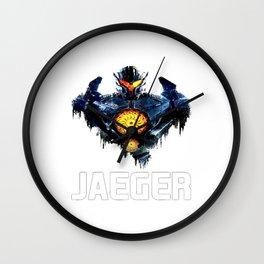 PacificRim Jaeger Wall Clock