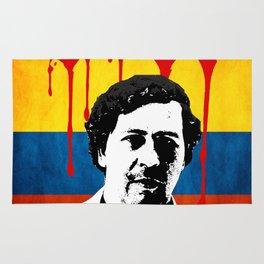 Pablo Escobar Rug