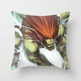 Blanka Throw Pillow