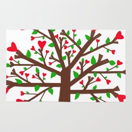 Tree of Love, Tree of Life Rug