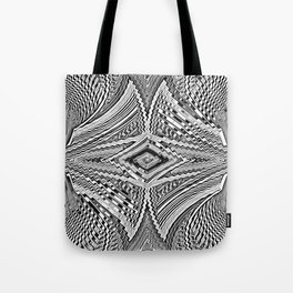 2 Xray Tango Chrome Tote Bag