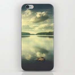 When in doubt iPhone Skin