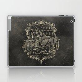 Hufflepuff House Laptop & iPad Skin