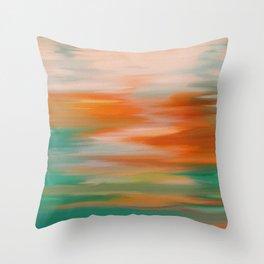 Astratto creativo Throw Pillow