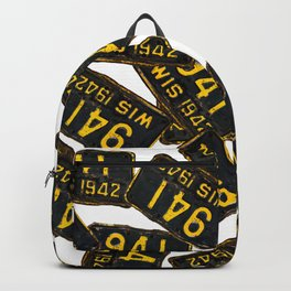 Vintage - Wis 941 Backpack