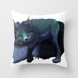 Hang out Throw Pillow