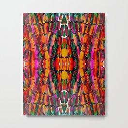 For the World Sugarcane - Alicia Jones - Pattern Metal Print