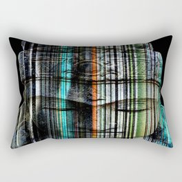 BOUDHA Rectangular Pillow