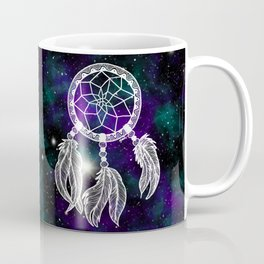 Galaxy Dreamcatcher Coffee Mug