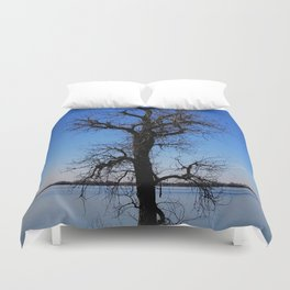 Tree of Tranquility Duvet Cover