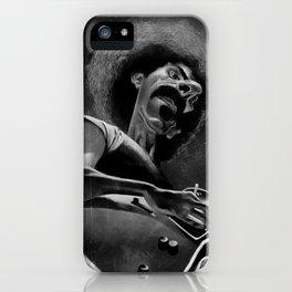 Frank Zappa iPhone Case