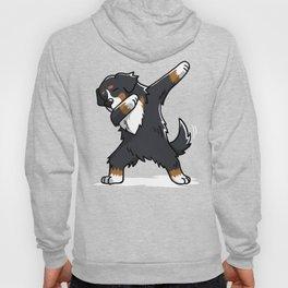 Funny Bernese Mountain Dog Dabbing Hoody