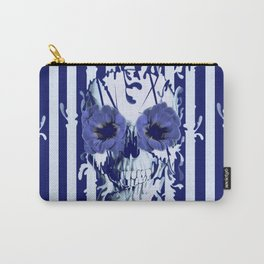 Limbo in navy color palette Carry-All Pouch