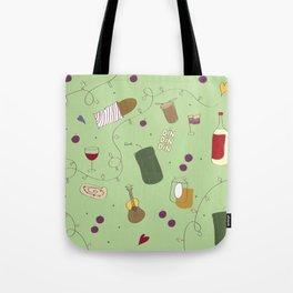 Huele a Navidad Tote Bag