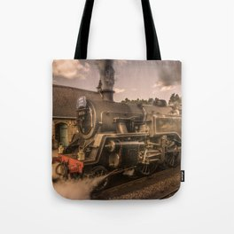 Whitby Express Tote Bag