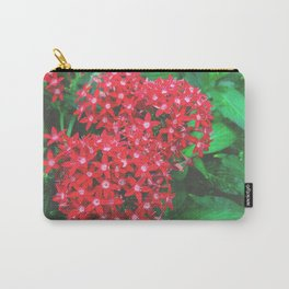 Pentas Lanceolata Photography Carry-All Pouch