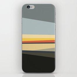 Evening Santa Monica iPhone Skin