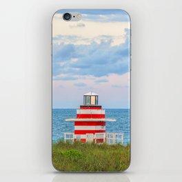Miami Beach, Florida iPhone Skin