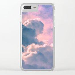 Thunderhead Clear iPhone Case