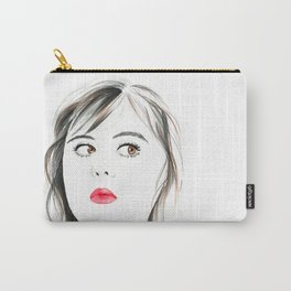 Rae Earl Carry-All Pouch