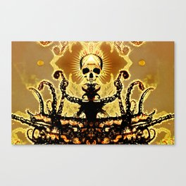 Archon of the New Aeon Canvas Print