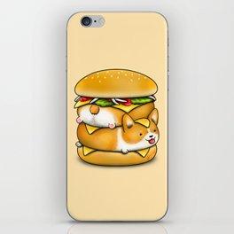 Double Corgi Pounder iPhone Skin