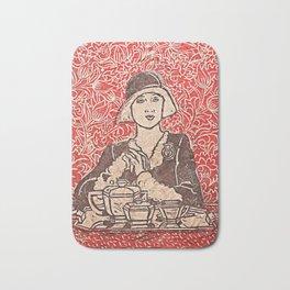 Paris Cafe Bath Mat