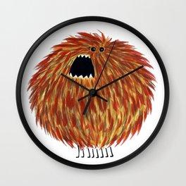 Poofy Chewbacca Wall Clock