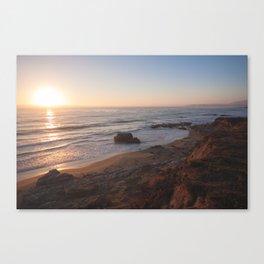 San Simeon, CA Canvas Print