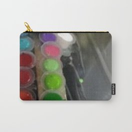 Colors of Ink Carry-All Pouch