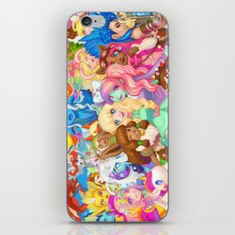 Dollightful Banner Art 2018 iPhone Skin