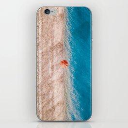 sea shore #society6 #decor #buyart iPhone Skin